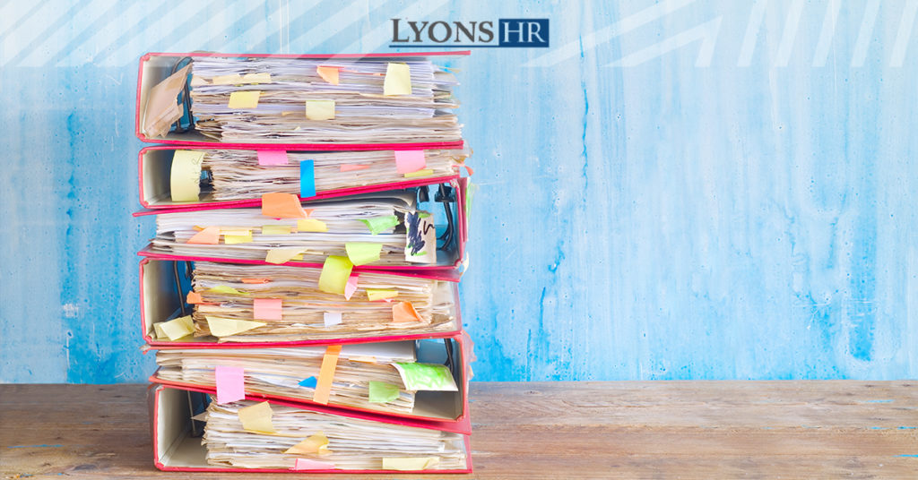 Manage your payroll with Lyons HR