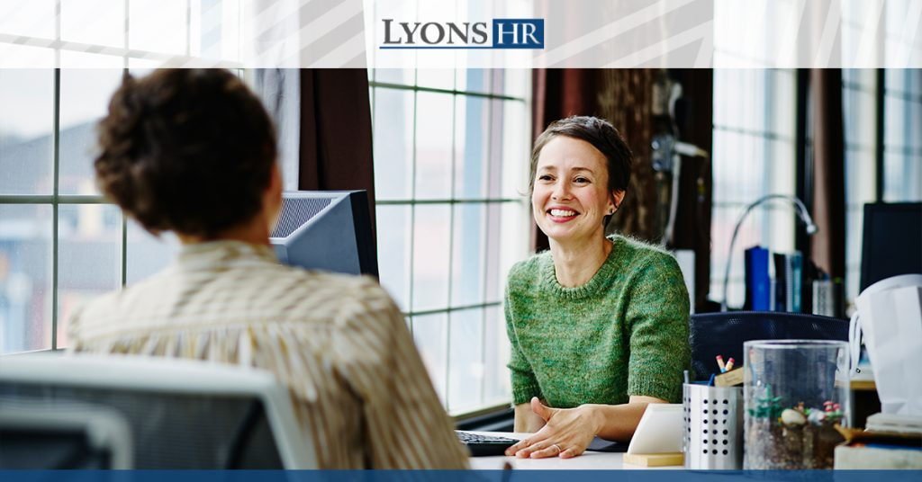 LyonsHR Better Client and Candidate Experience