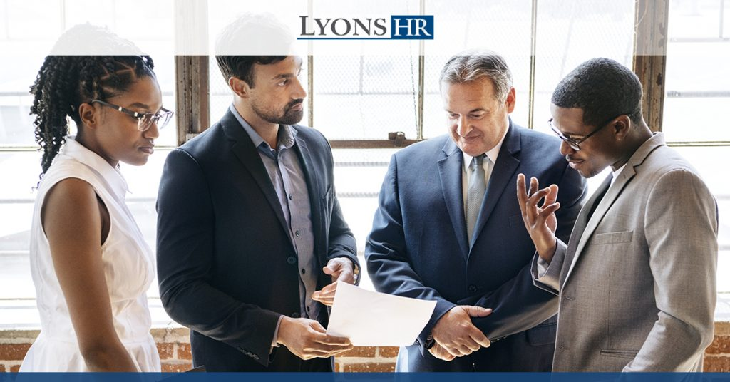 As the Economy Continues to Reopen, How Can You Stay Positioned to be More Profitable? - Lyons HR