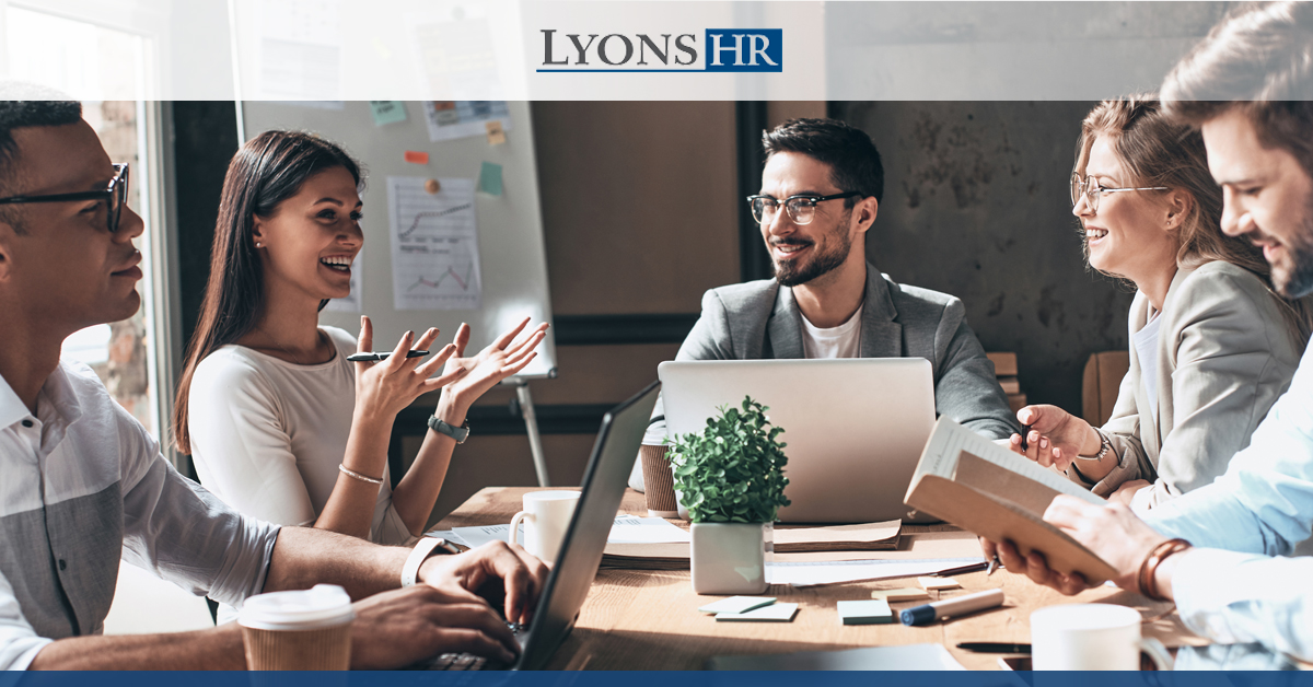 Building Culture on a Strong Set of Core Values Lyons HR