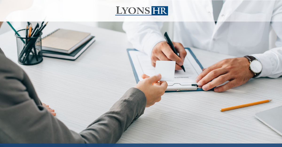 How Can I Offer Better Health Insurance to My Employees? - Lyons HR