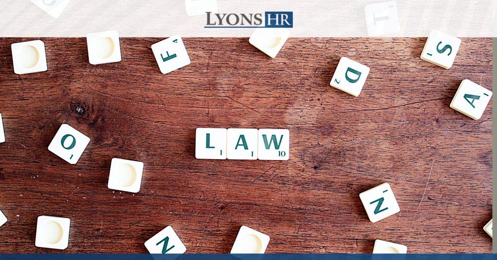 Labor Laws - Lyons HR