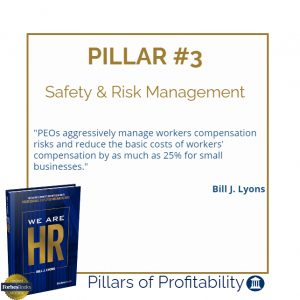Pillars of Profitability #3 Lyons HR Bill J Lyons